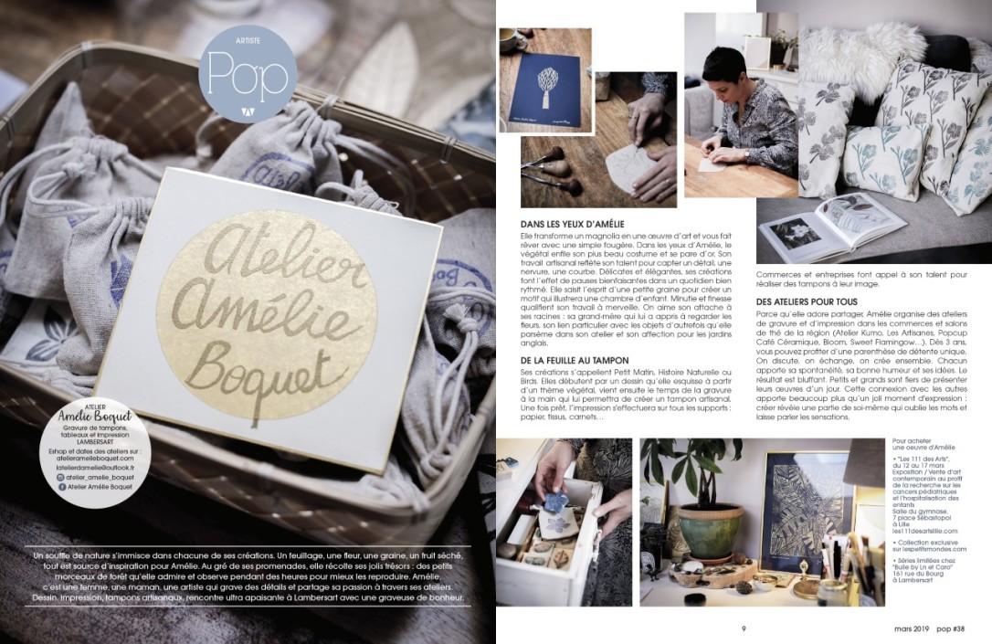 popmagazine-mars2019-AMELIE -BOQUET